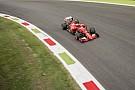 Raikkönen Ferrarija volt a leggyorsabb az egyenesekben Monzában: iszonyatosan lassú Manor