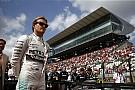 Egymás mellett Rosberg idei és tavalyi pole köre Suzukából