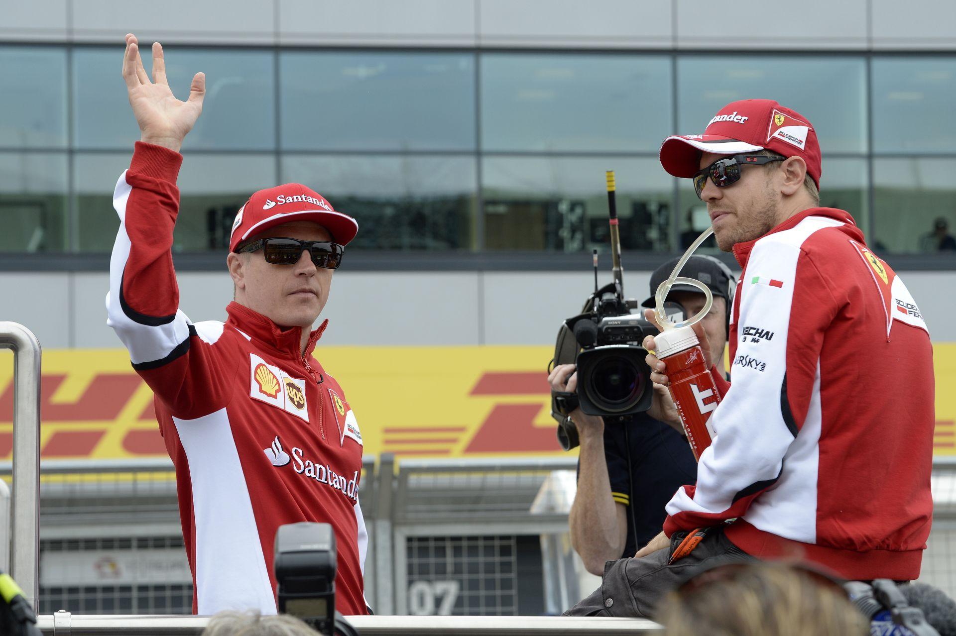 Vettel lassan megdöntheti Räikkönen rekordját!