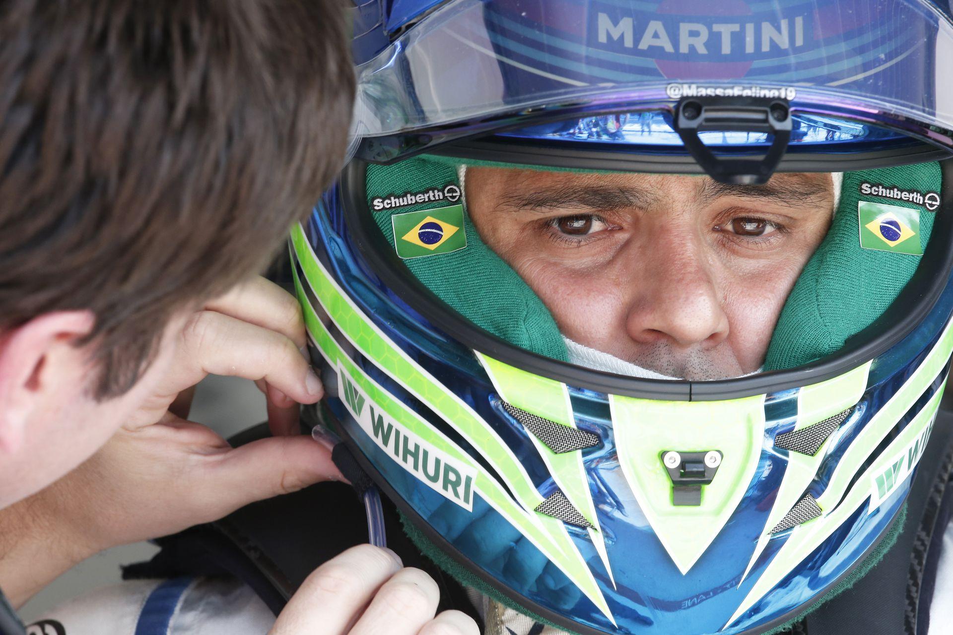 Massa akár még 6 szezont is lehúzna a Forma-1-ben