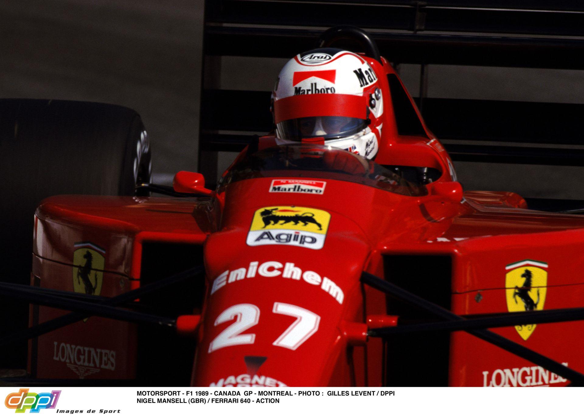 Ferrari-győzelem a Magyar Nagydíjon 1989-ből! Mansell parádés előzése Senna ellen a győzelemért!