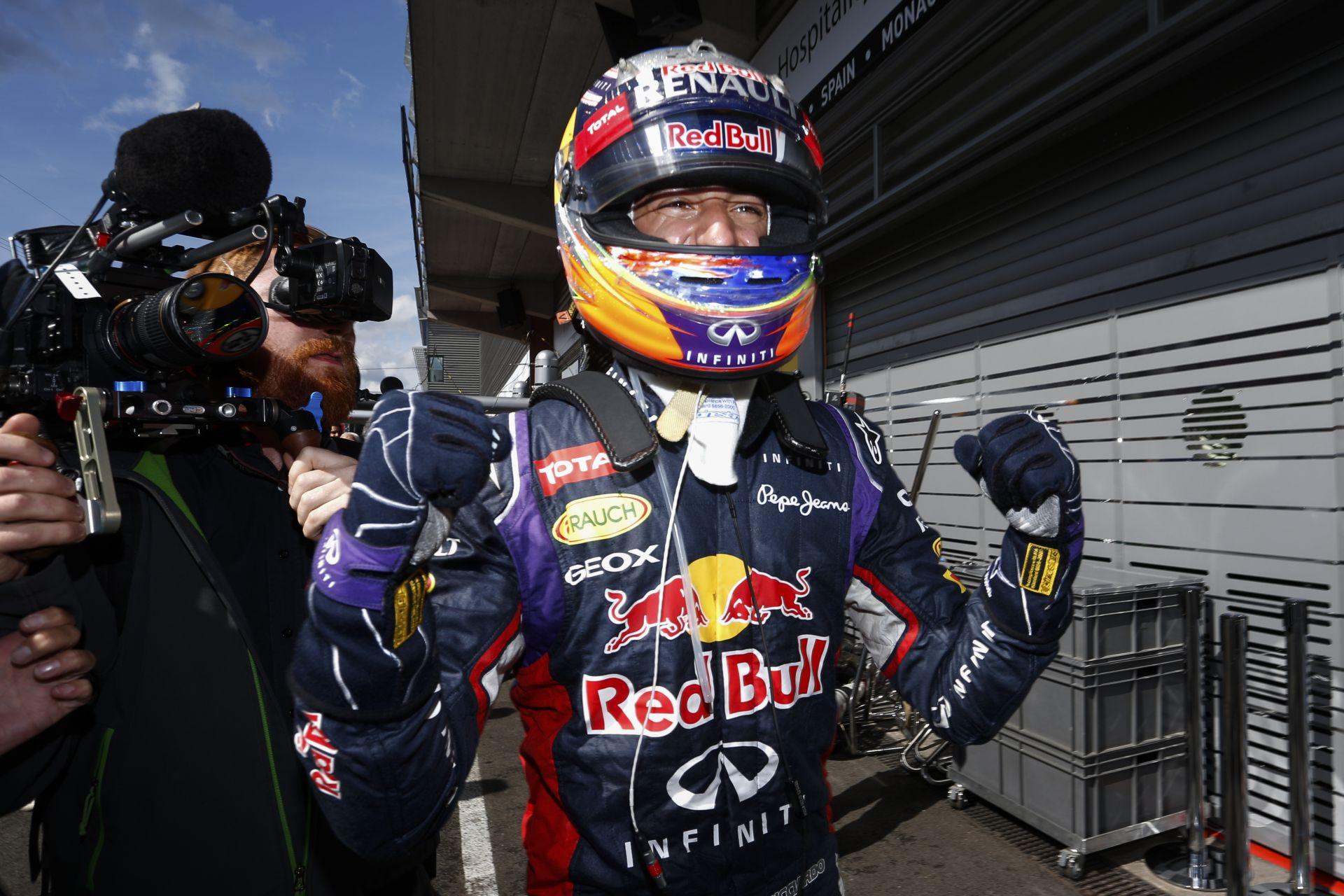 Ricciardo: Gyerekként mindig Spa-ban versenyeztem a játékvilágban
