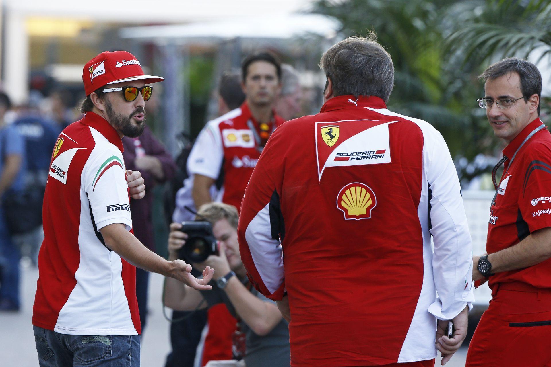 Lopez: Raikkönen és Vettel nagyszerű versenyzők, de Alonso nélkül talán a Ferrari nem lesz az igazi