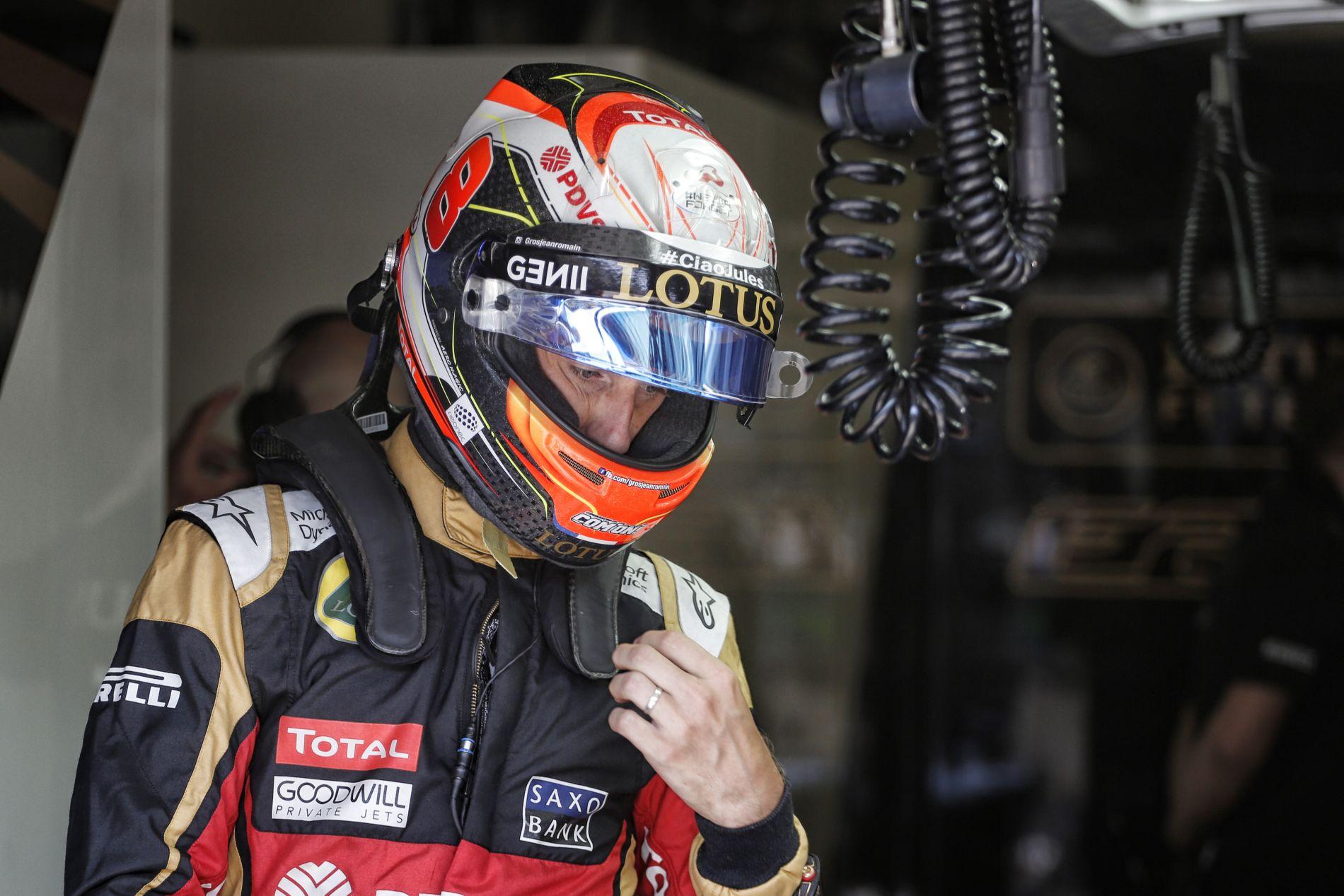 Grosjean megérti a Ferrari döntését, Raikkonen még mindig jó