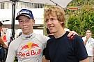 A Toro Rosso szerint Kvyat majdnem olyan tehetséges, mint Vettel