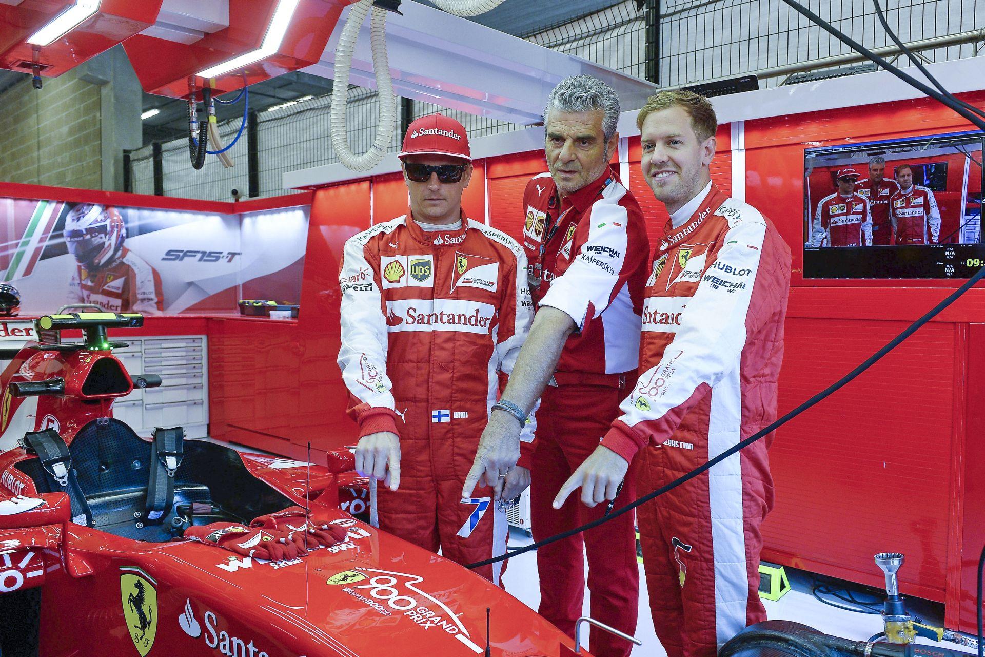 Hivatalos: 5 helyes rajtbüntetést kapott Räikkönen