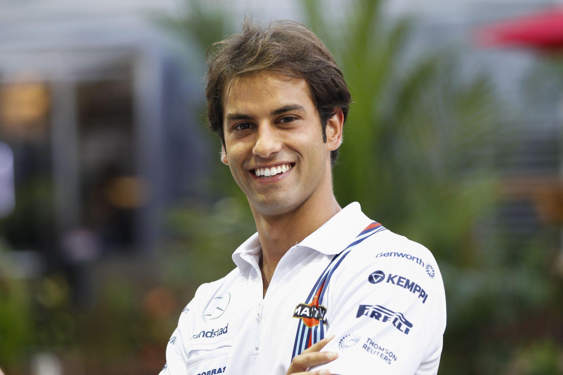 Hivatalos: Felipe Nasr lett a Sauber második versenyzője!