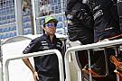 Force India: Jövőre is Pérez lesz Hülkenberg csapattársa