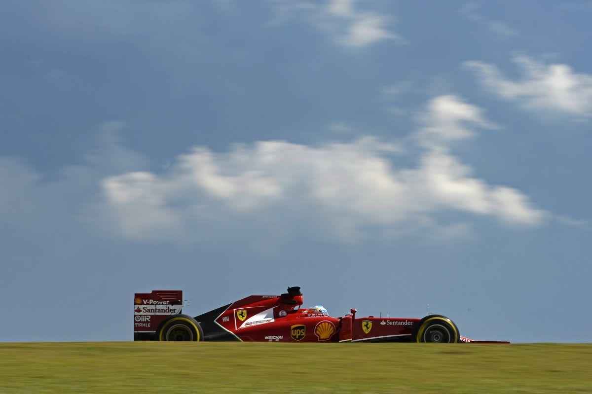 Button örül az 5. rajthelynek, a Ferrari ma a nyolcadikat érdemelte Alonso szerint