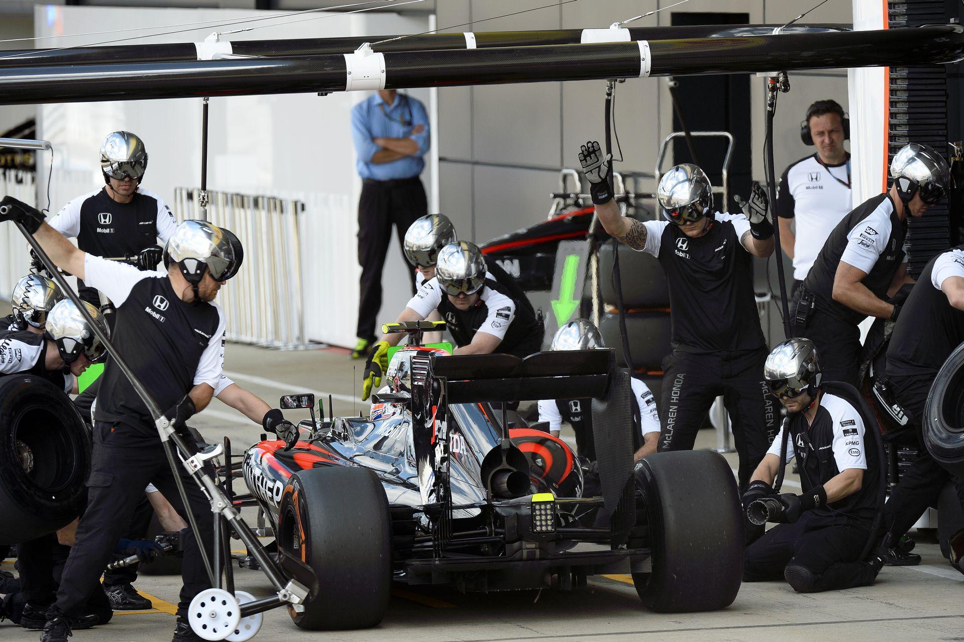 A McLaren-Hondánál felemás érzések kavarognak - egy pont még messze nem áttörés