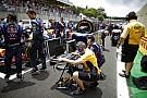 Furcsa napja volt tegnap a Renault-nak, de Vettel remekelt: RS35 a 2015-ös motor neve