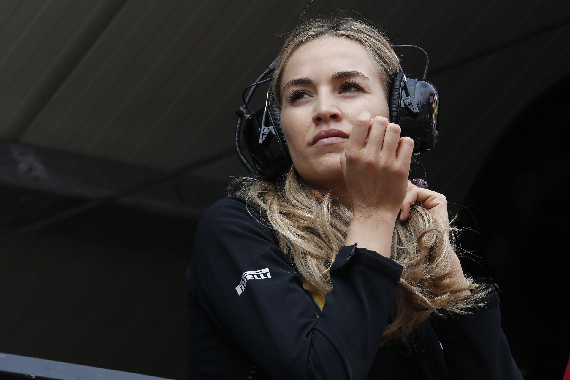 Carmen Jorda hamarosan F1-es autót vezethet?