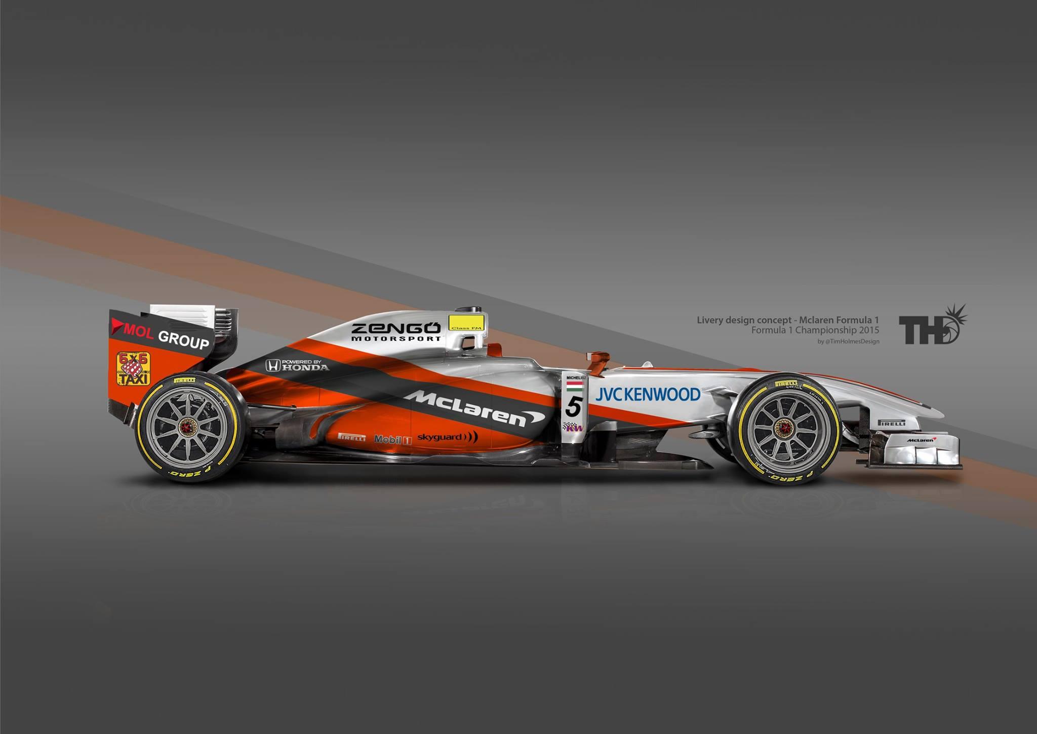 Michelisz Norbi F1-es autót kapott: Itt a Zengő Motorsport Formula One Team