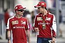 A Ferrari megerősítette, hogy csak Vettel végez szimulátoros fejlesztési munkát, míg Raikkönen nem