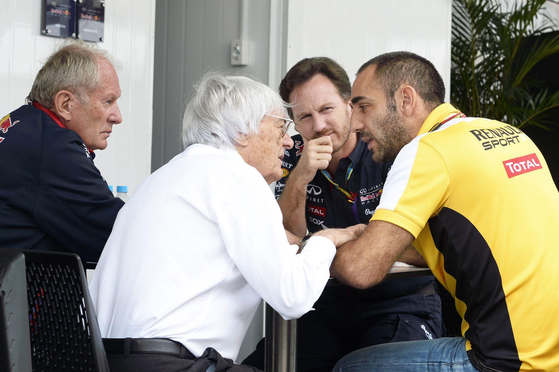 Ecclestone szerint néhány F1-es csapat azt sem tudja, hogy mit beszél! Egyre többen vannak a brit milliárdos ellen