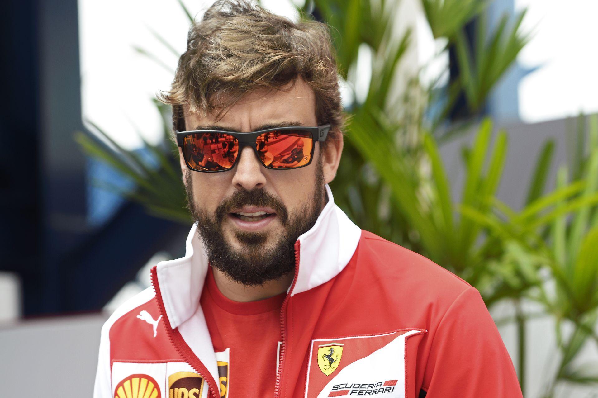 Hivatalos: Alonso elhagyja a Ferrarit!