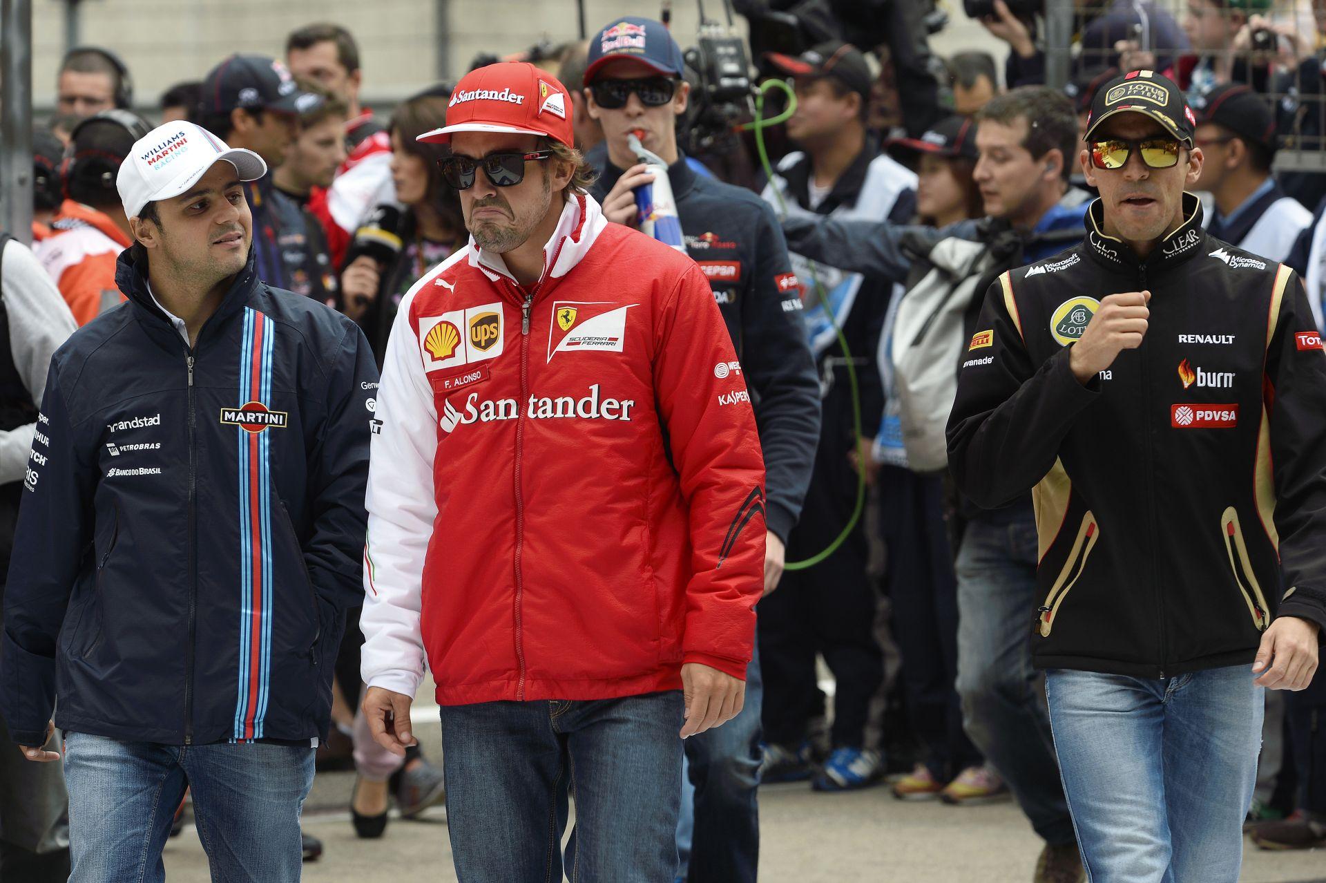 Massa: 2008 óta egyre rosszabb a Ferrari, amivel még Alonso sem tudott bajnok lenni