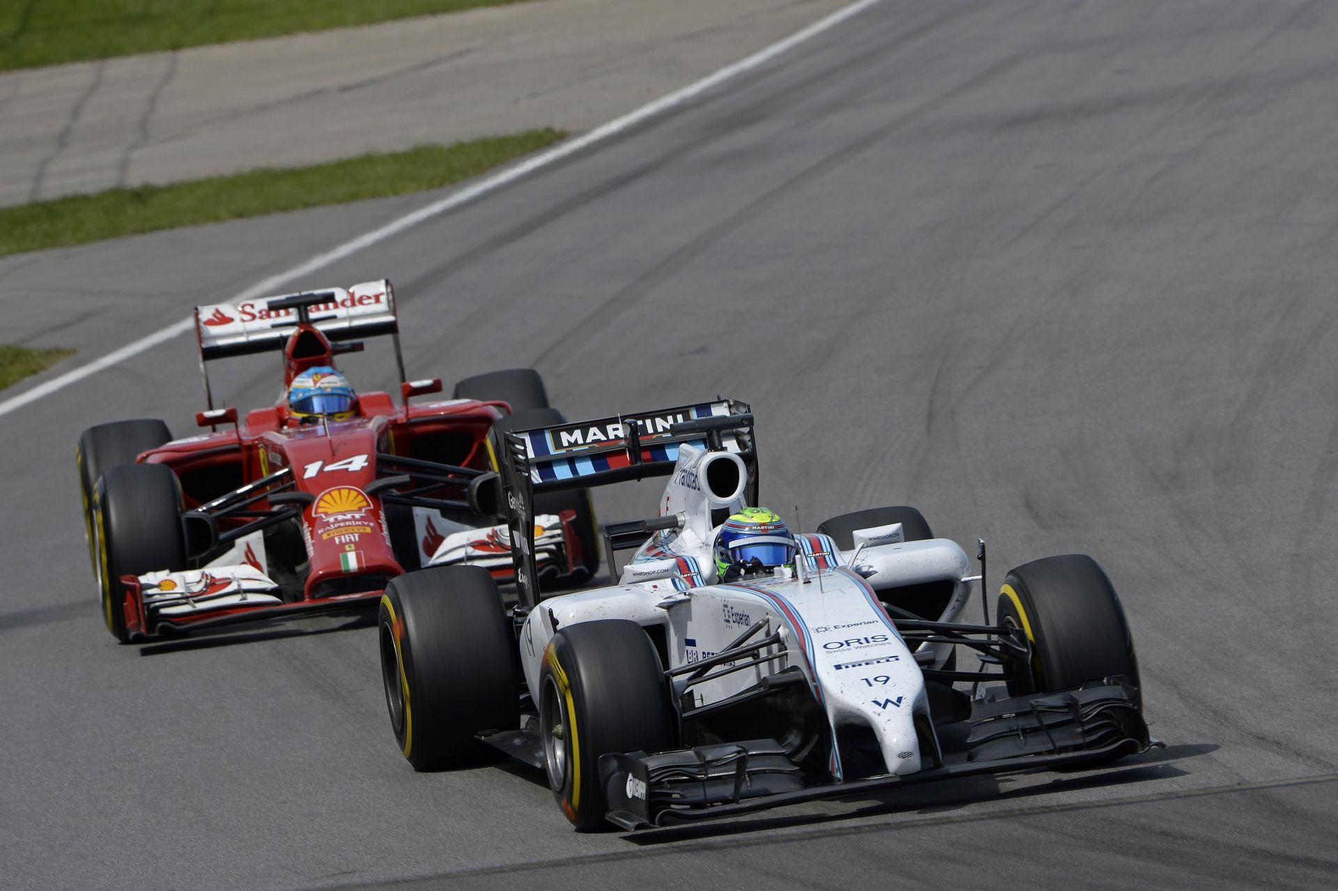 A Williams soha nem fog Ferrari motorokat használni: Szentségtörés lenne
