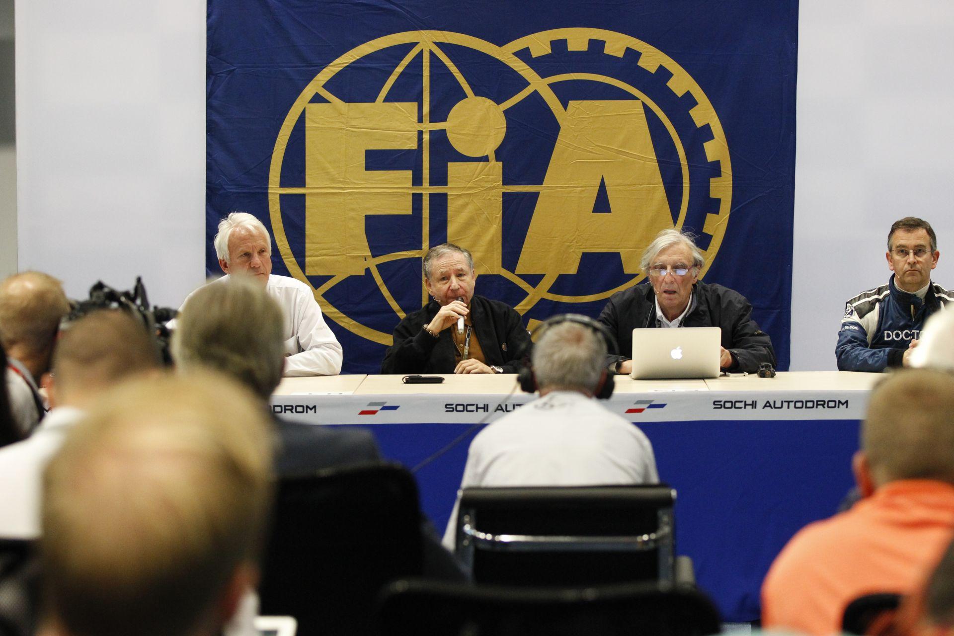 Az FIA is nagyon sajnálja Jules Bianchi elvesztését: Generációja egyik legjobbja volt