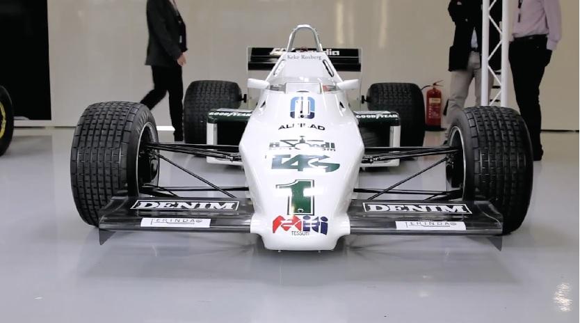 A Williamsnek van mihez nyúlnia: Pályán az FW08C és az FW18