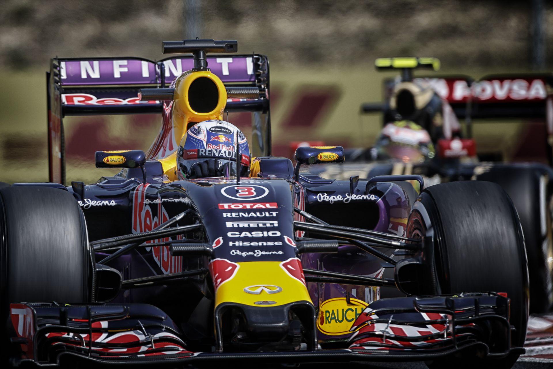 Ricciardo az elszállt Renault motor ellenére nagyon bizakodó a Magyar Nagydíjon