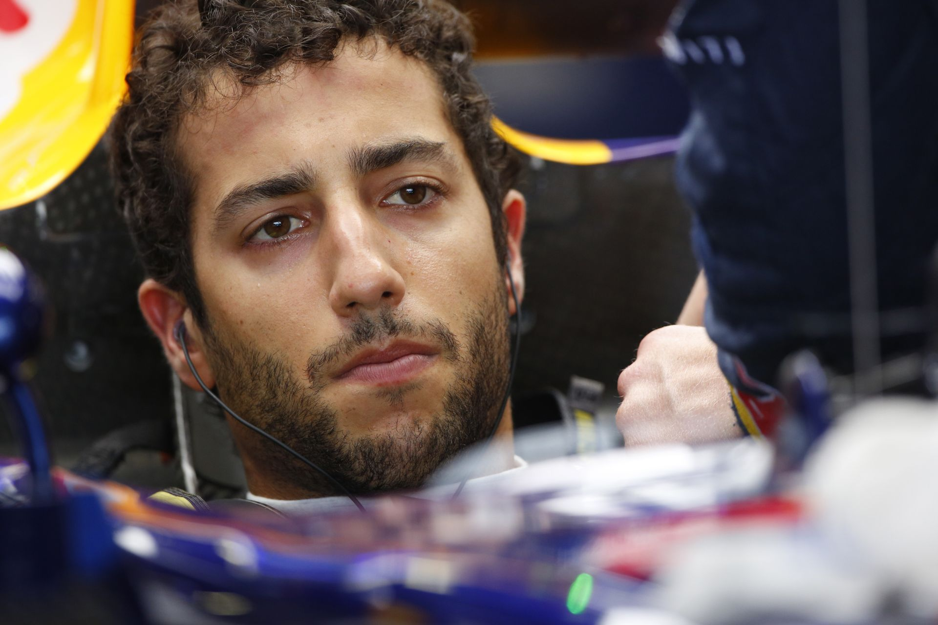 Ricciardo szerint Vettel nem teljesen őszinte, amikor a csalódottságáról beszél