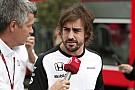 Alonso, mintha futamot nyert volna a McLaren-Hondával a Magyar Nagydíjon