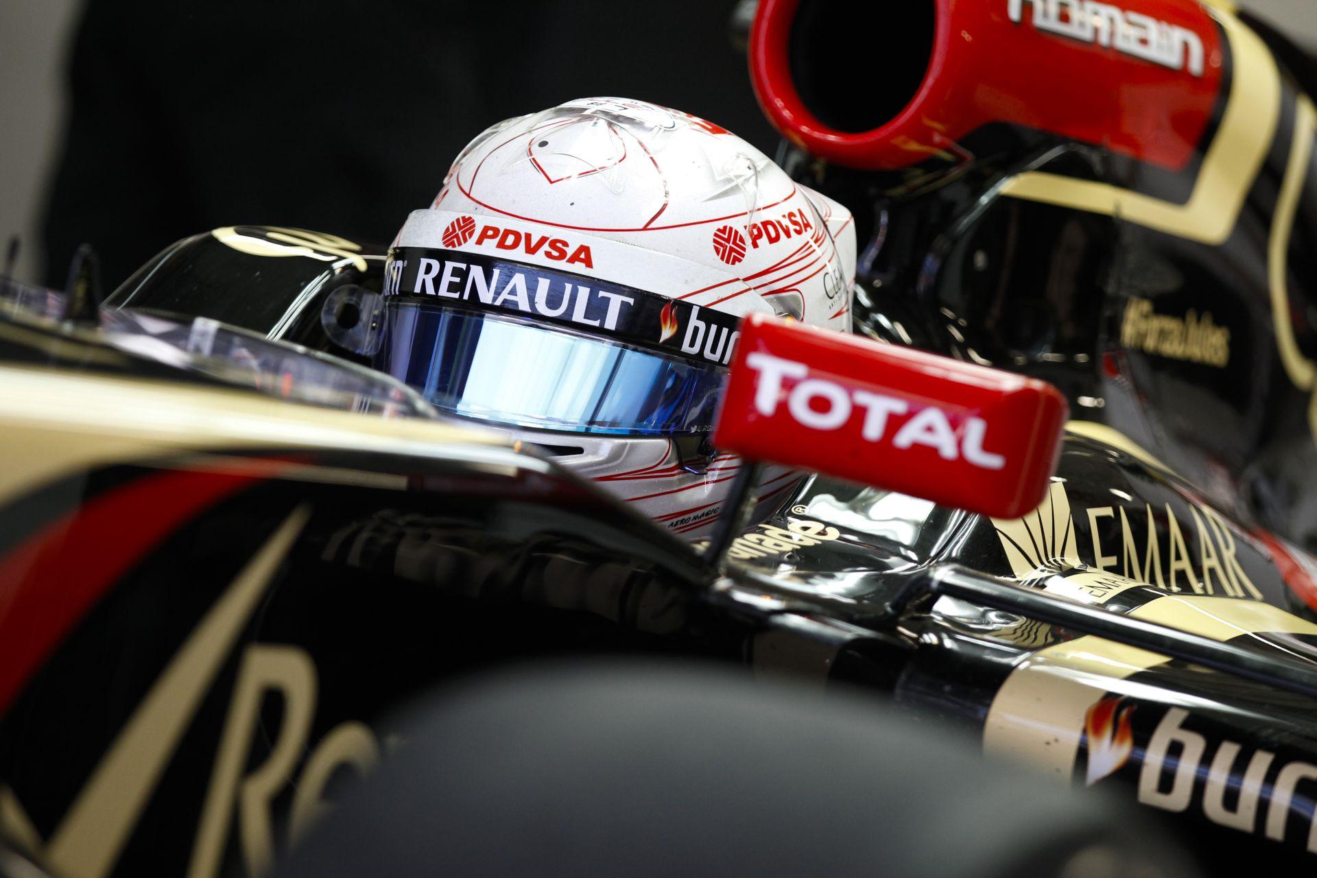 Romain Grosjean most Oroszországban borult el: NO POWER!