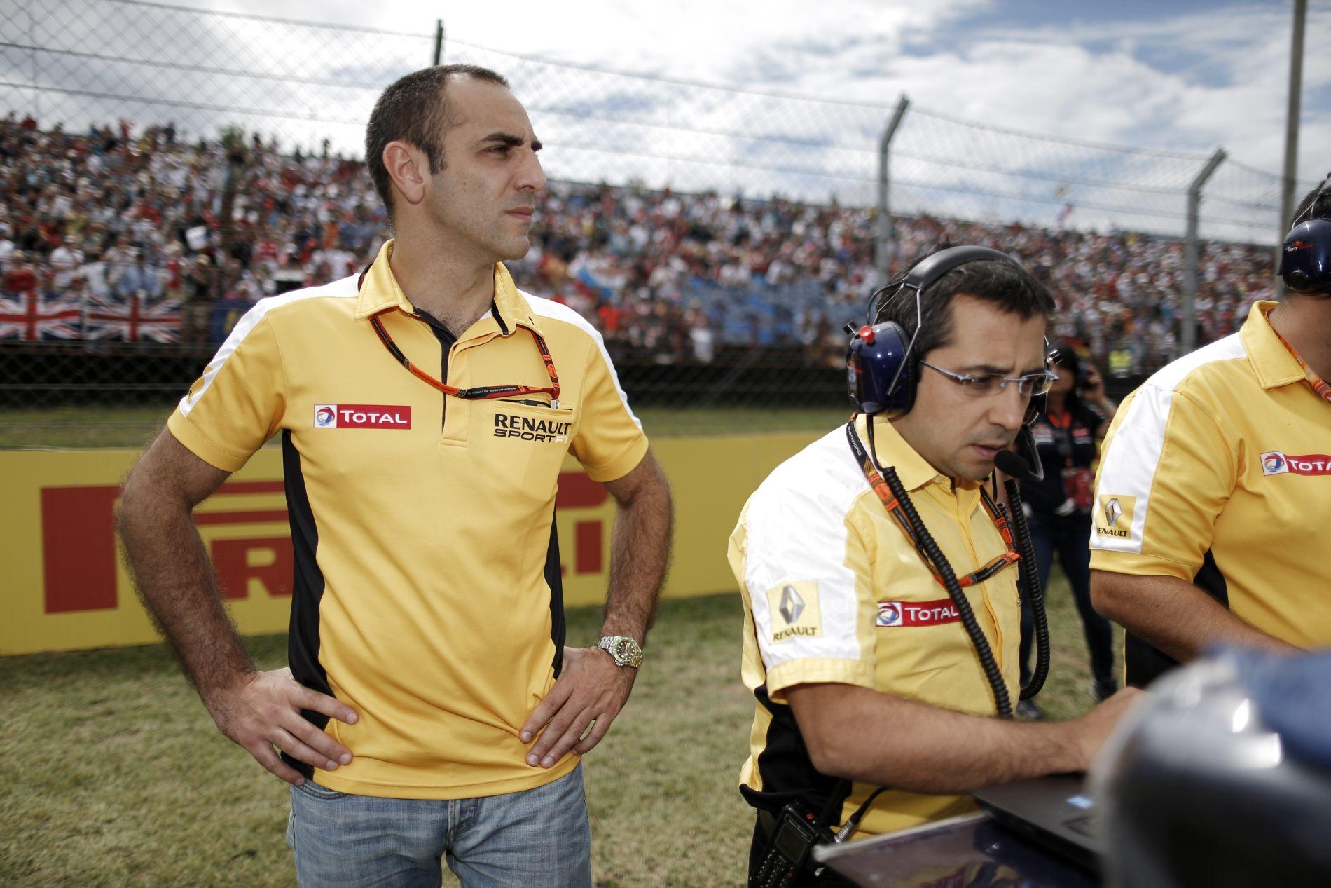 Ma döntenek a Renault-nál: mindent vagy semmit, dobják a WSR 3.5-öt az F1 kedvéért