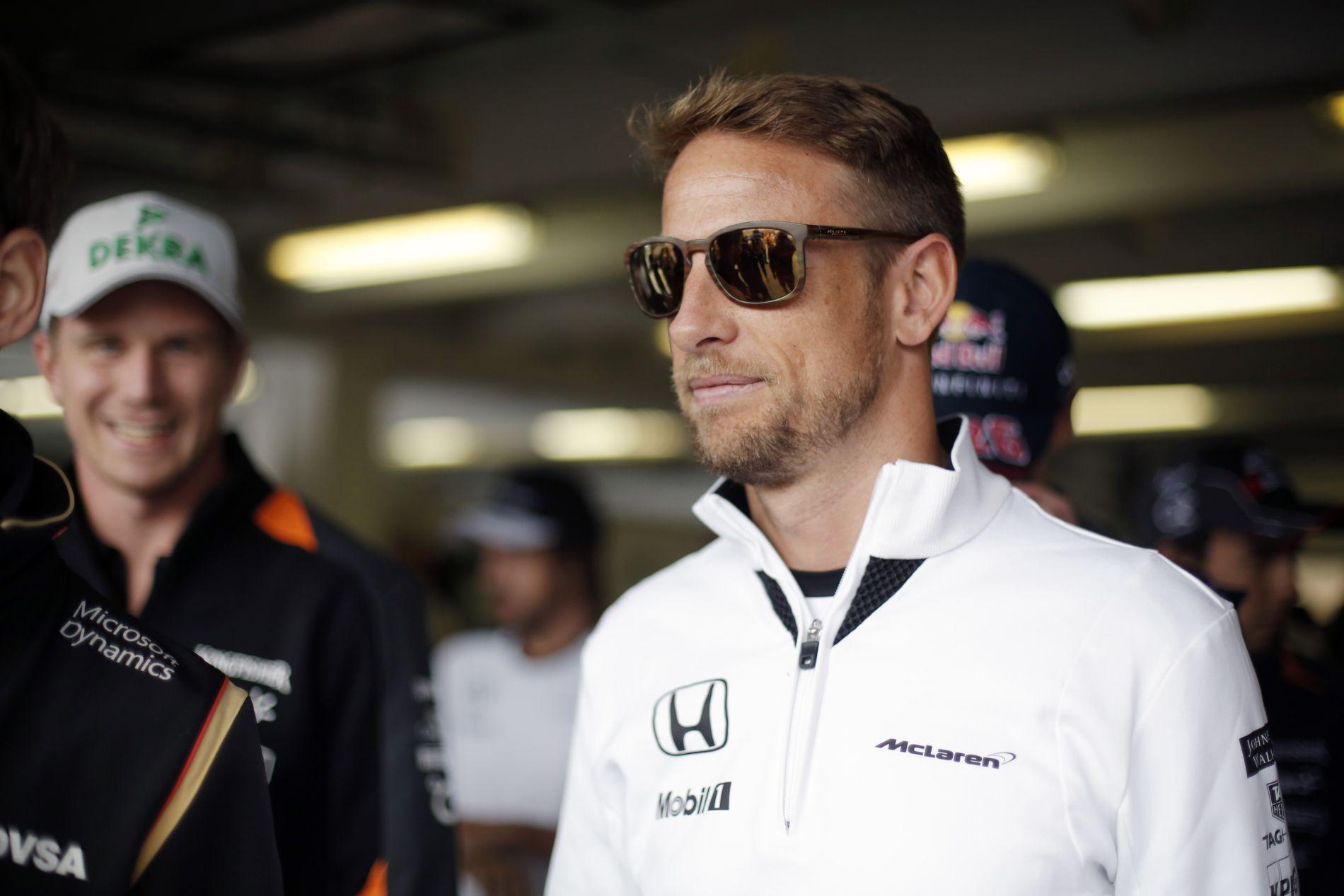 Világbajnok a Top Gearben: Button lehet Evans társa az új felállásban?!