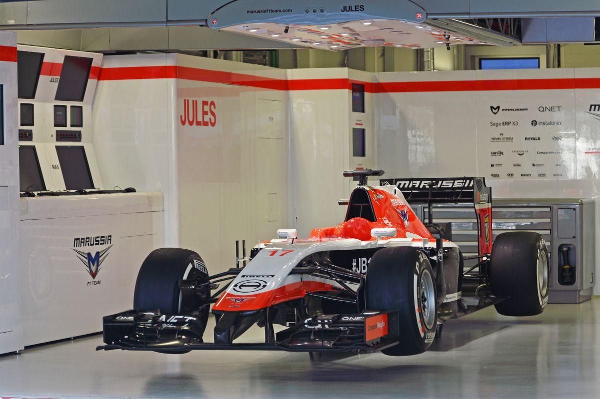 Az egész F1-es közösség támogatta a Julest: a Marussia reméli, segített a családnak