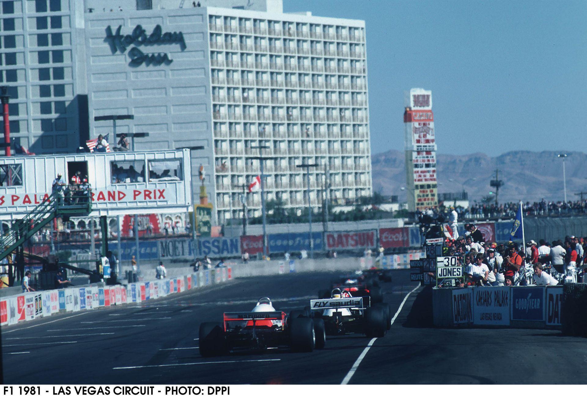 Las Vegasba mehet a Forma-1