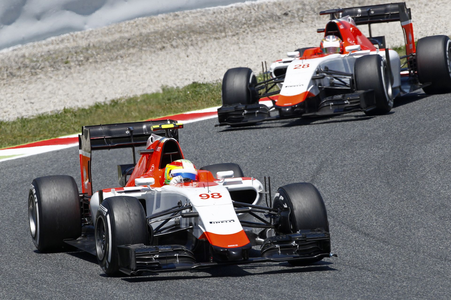 Új versenyzőt szerződtetett a Manor F1 Team