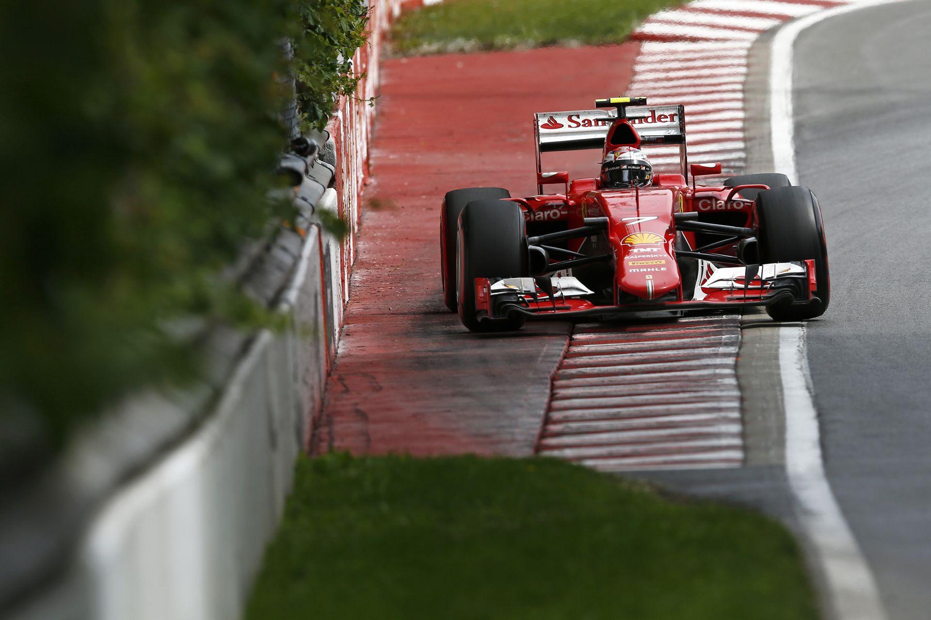 A Ferrari nem adja fel! Még a Mercedes tempóját látva sem…