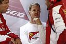Hirtelen kis kedvenc lett a Ferrari rajongóinál Vettel?