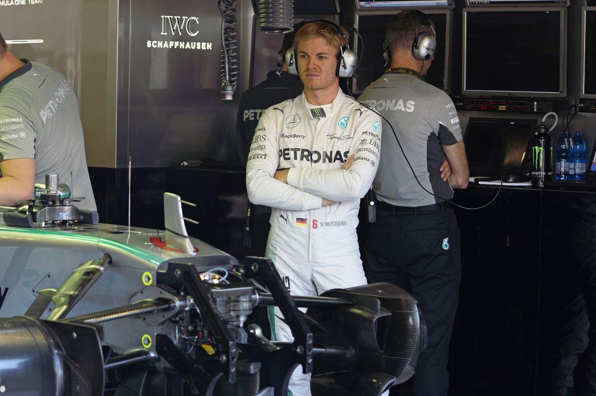 Versenyzők a falban: Rosberg úgy érzi, hasznot húzhat a rádióforgalmazás szigorításából