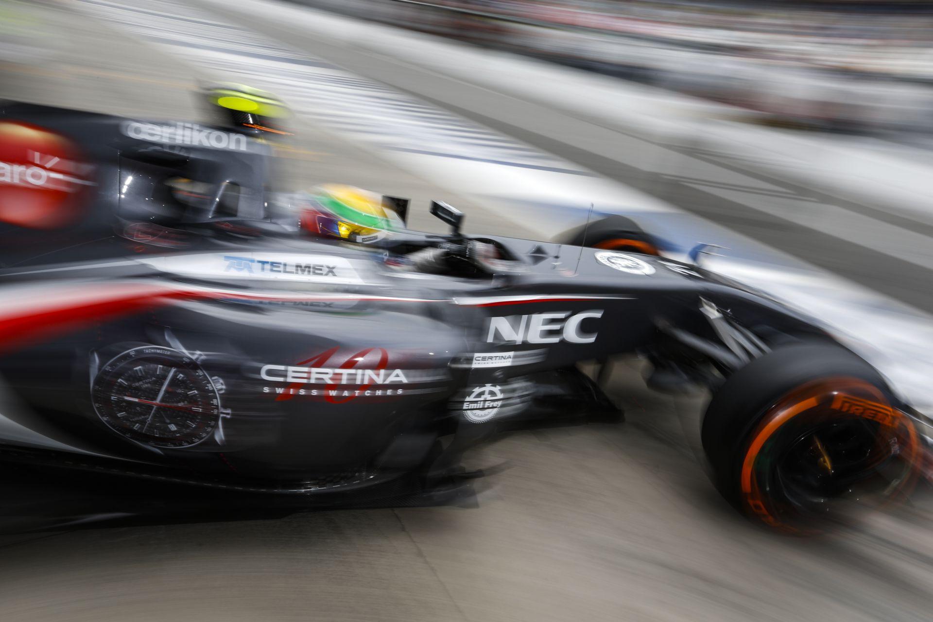 A Sauber szerint jó ötlet lenne egy harmadik autó futtatása a Forma-1-ben: Egy teljesen új színt kaphat a gép, akárcsak a NASCAR