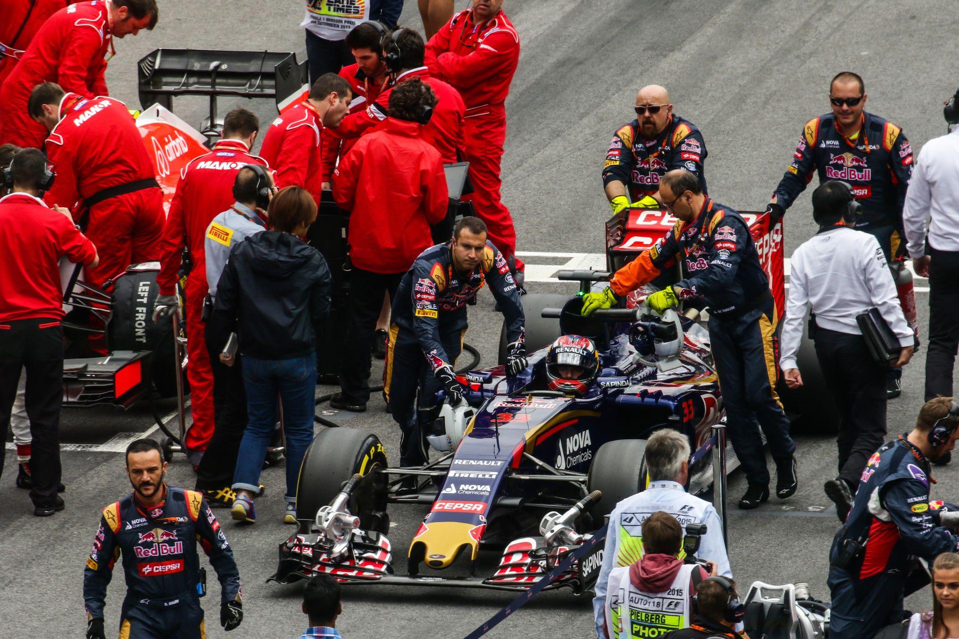 Teljes egészében a 2015-ös F1-es Osztrák Nagydíj: Red Bull Ring