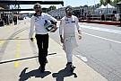 Variál a McLaren, Alonso szerdán ül autóba