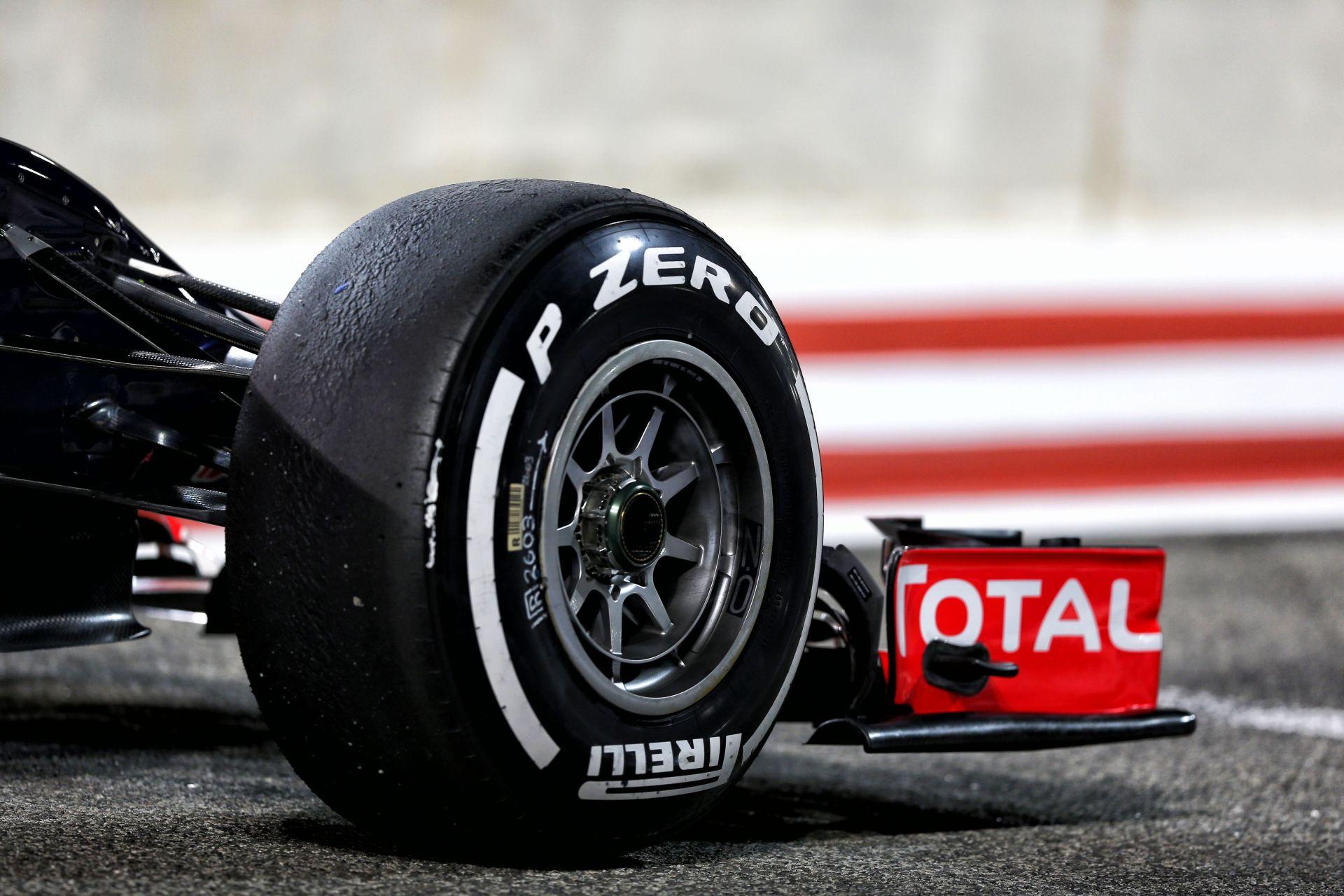 A Forma-1 gumibeszállítójának is kulcsszerepe kell, hogy legyen az izgalmas versenyekben