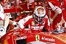 Raikkönen megforgatja (SZÁNDÉKOSAN) a Ferrarit, aztán megy is tovább