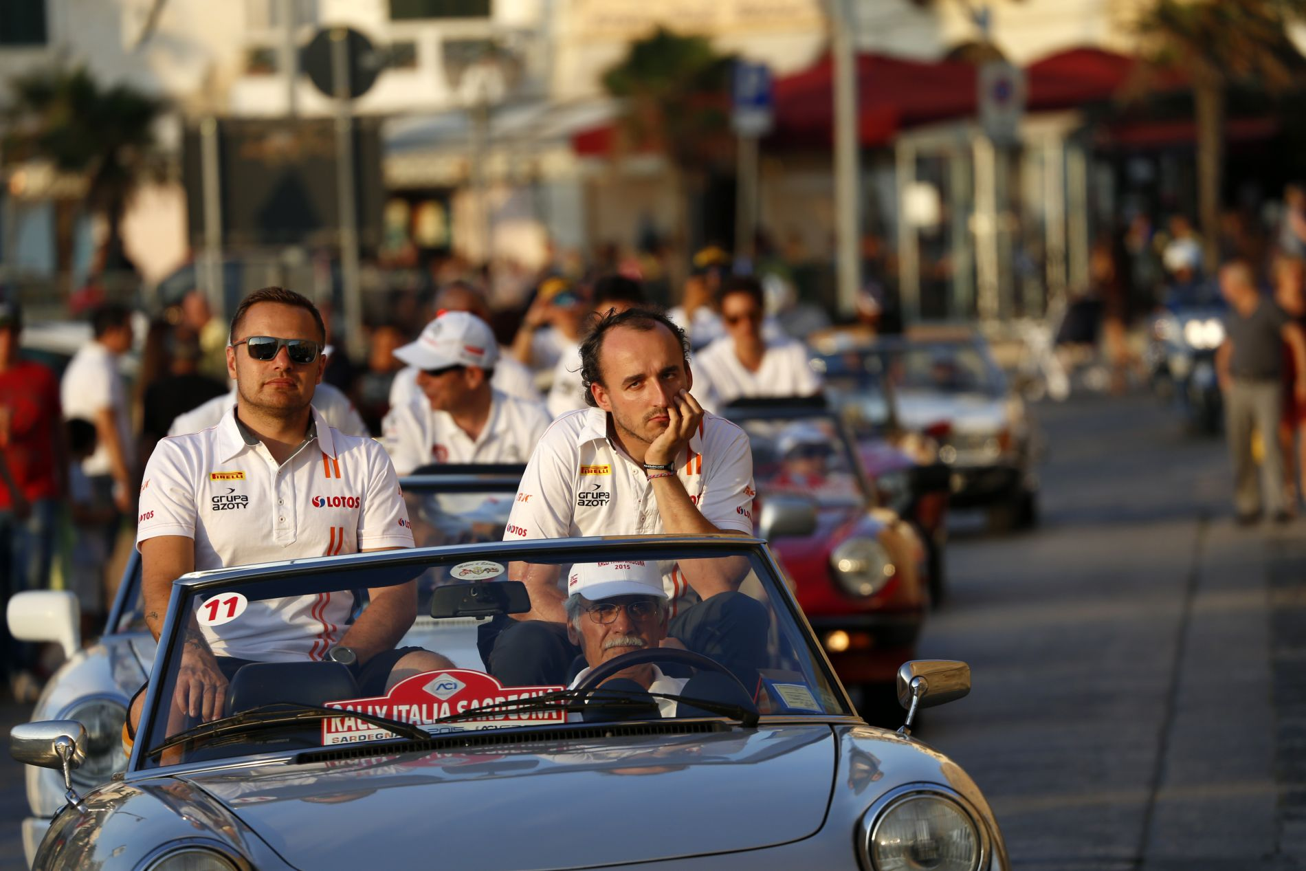 Kubica szerint már nem olyan vonzó az F1: egy futam 8 perccel lassabb, mint anno