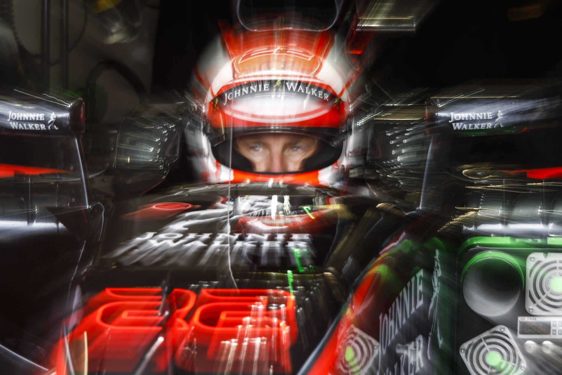 A McLaren nem akarná tudni, mit mondana most Button apja