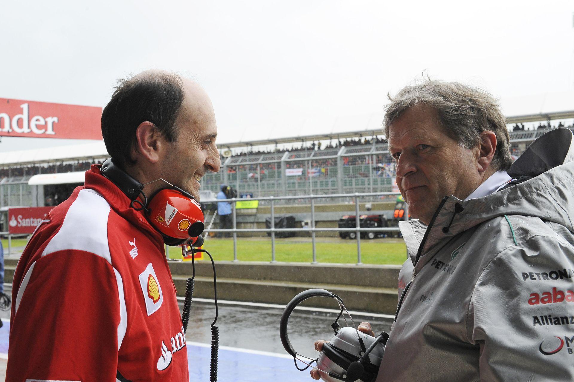 A Ferrari kirúgott motorfőnöke a riválishoz szerződik