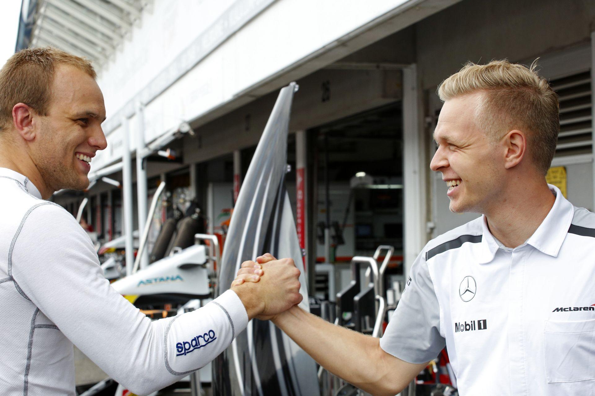 Magnussen hosszú távon számol a McLarennel: Hamilton nyomdokaiban?