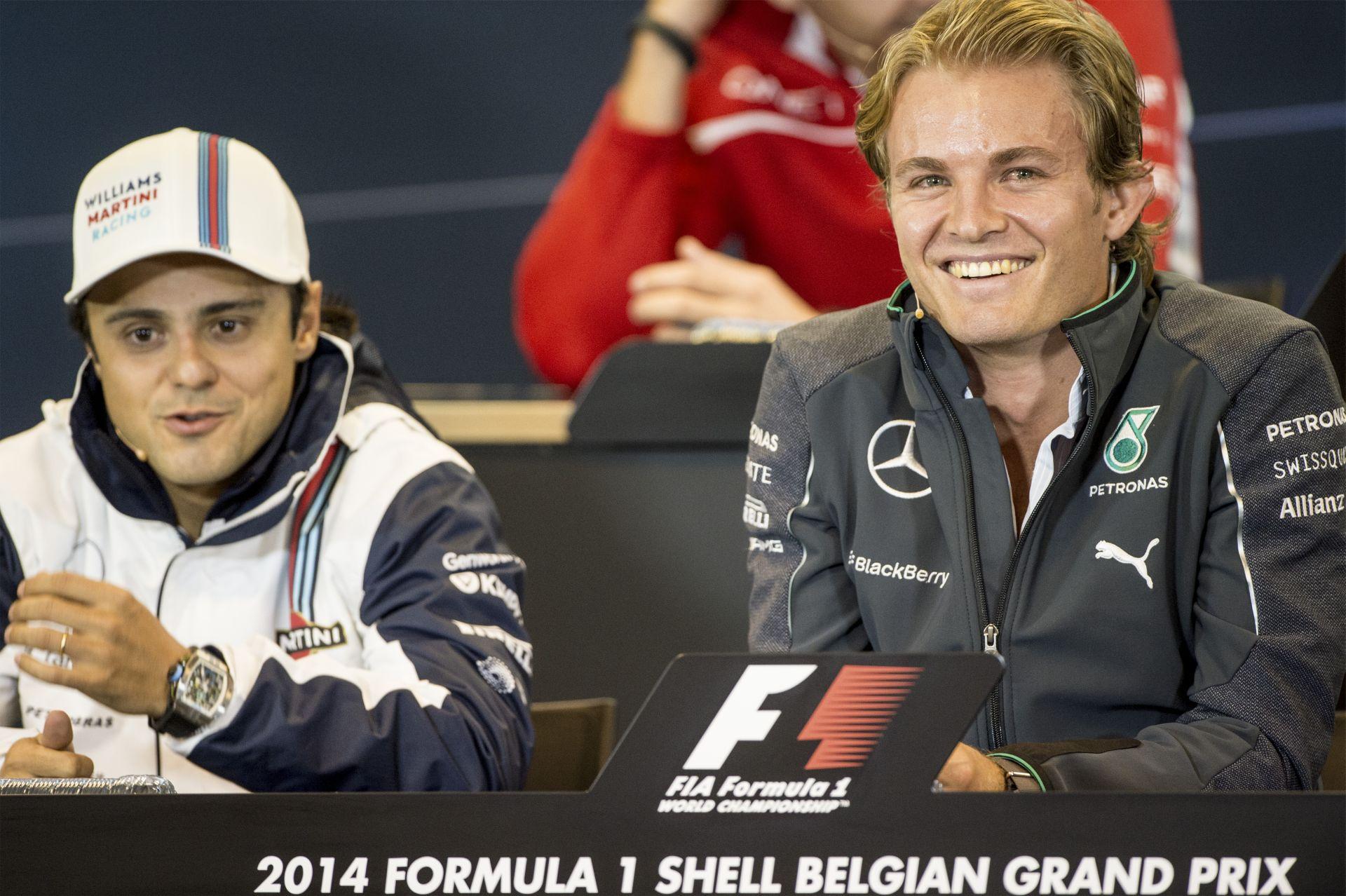 Felipe Massa: Rosberg büntetést érdemelne!