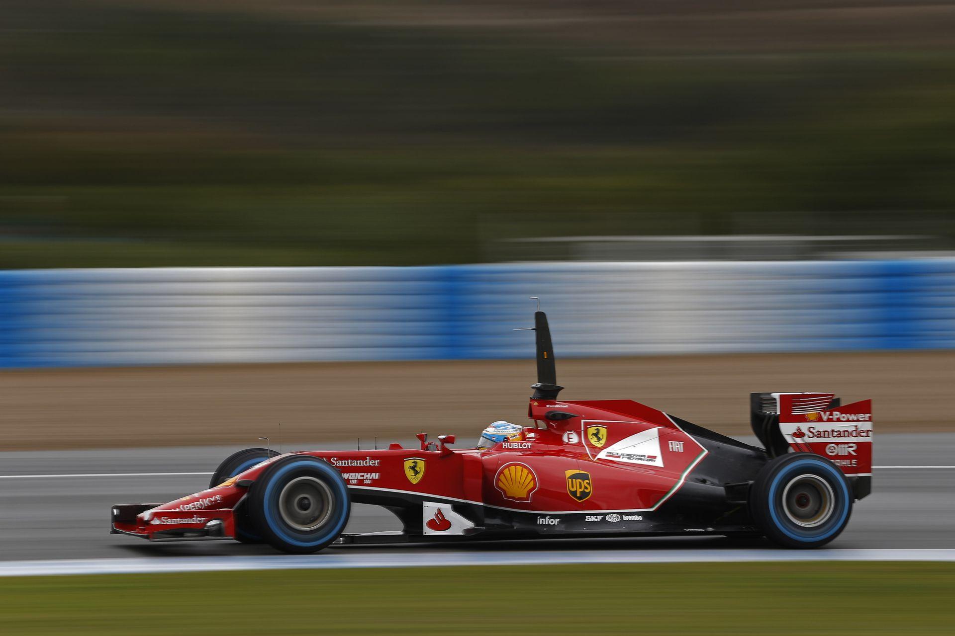 F1 2015: Február 1-jén Spanyolországban gurulhat pályára először a Forma-1 mezőnye