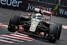 A Lotus tagadja, hogy Grosjean