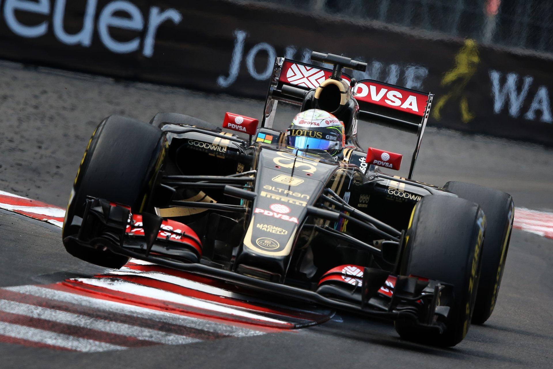 """A Lotus tagadja, hogy Grosjean """"féktesztelte"""" volna Verstappent"""