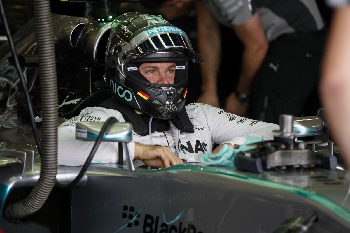 """Hivatalos: Nico Rosberg """"több évre hosszabbított"""" a Mercedesszel"""
